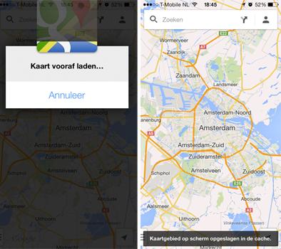 kaart nederland google maps