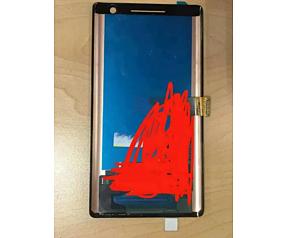 Schets Nokia 9