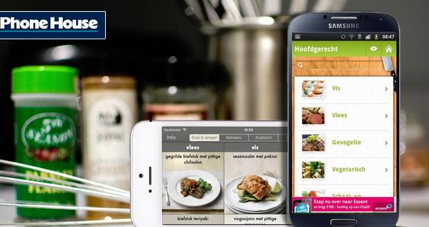 Recepten apps