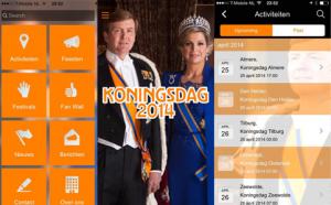 koningsdag2014 app
