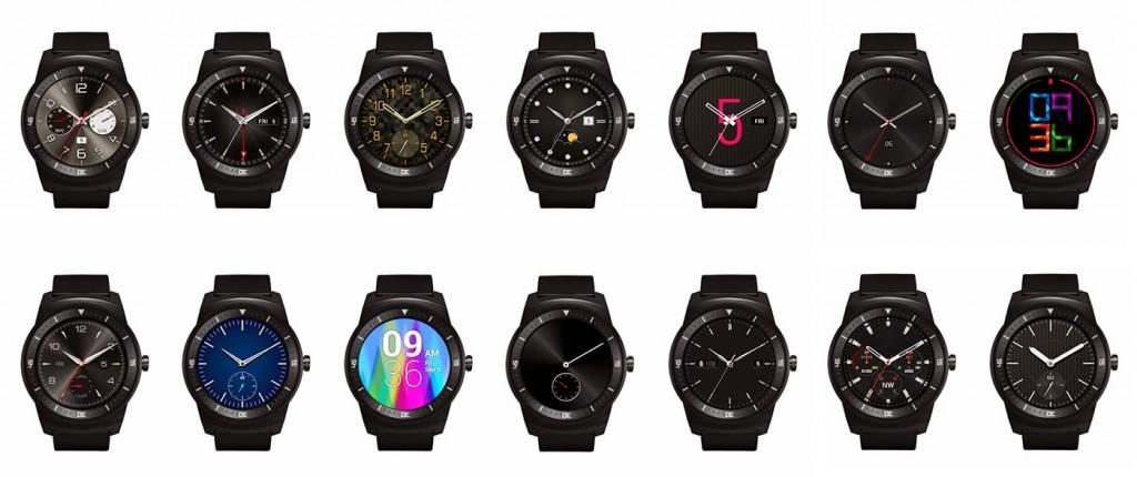 Watchfaces
