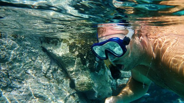 Exploring the submerged