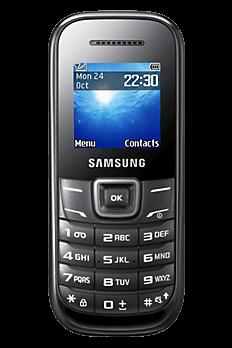 Samsung E1200 (1)
