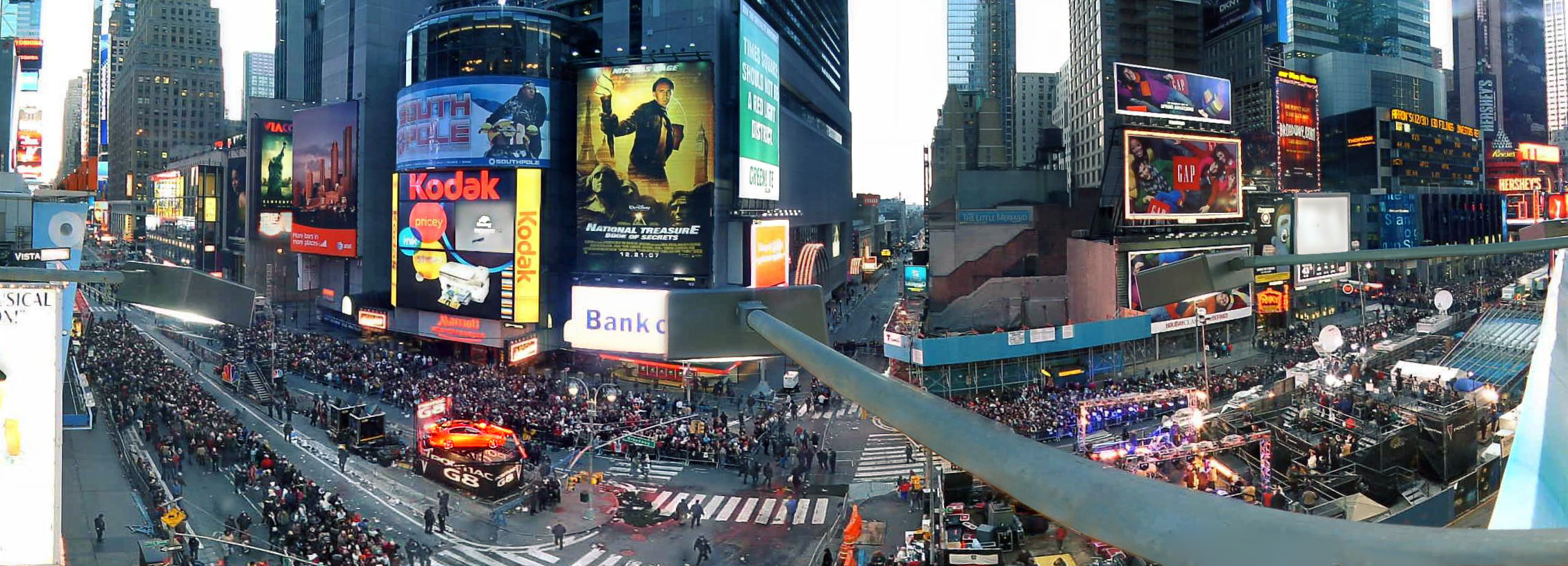 times square earthcam