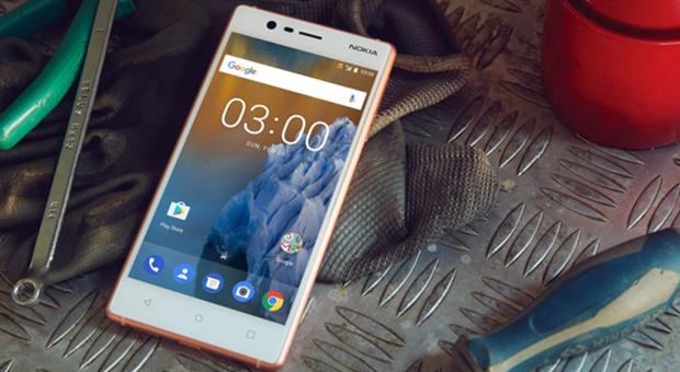 Nokia 3 Beveiligingsupdate