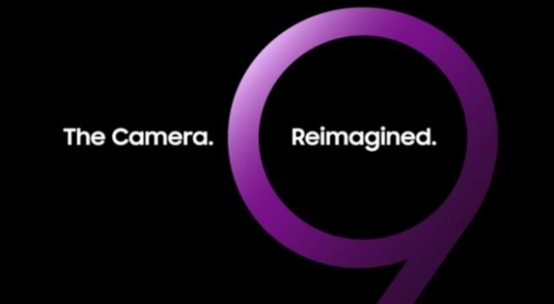 Samsung Galaxy S9 Unpacked