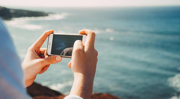 foto's maken met smartphone