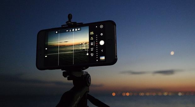 foto's maken met je smartphone