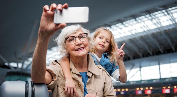 telefoon voor senioren