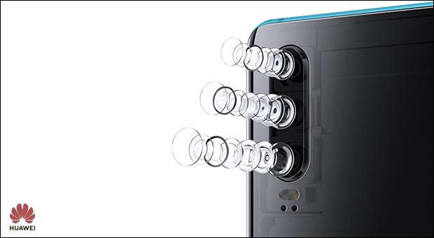 Huawei P20 vs Huawei P30