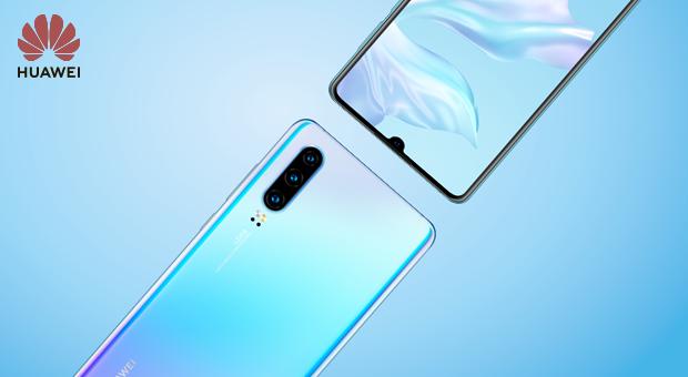 nieuwe telefoon Huawei