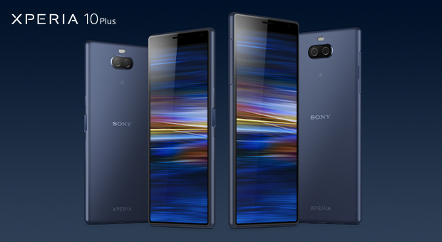 nieuwe telefoon Sony