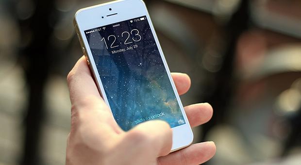 eerste iPhone