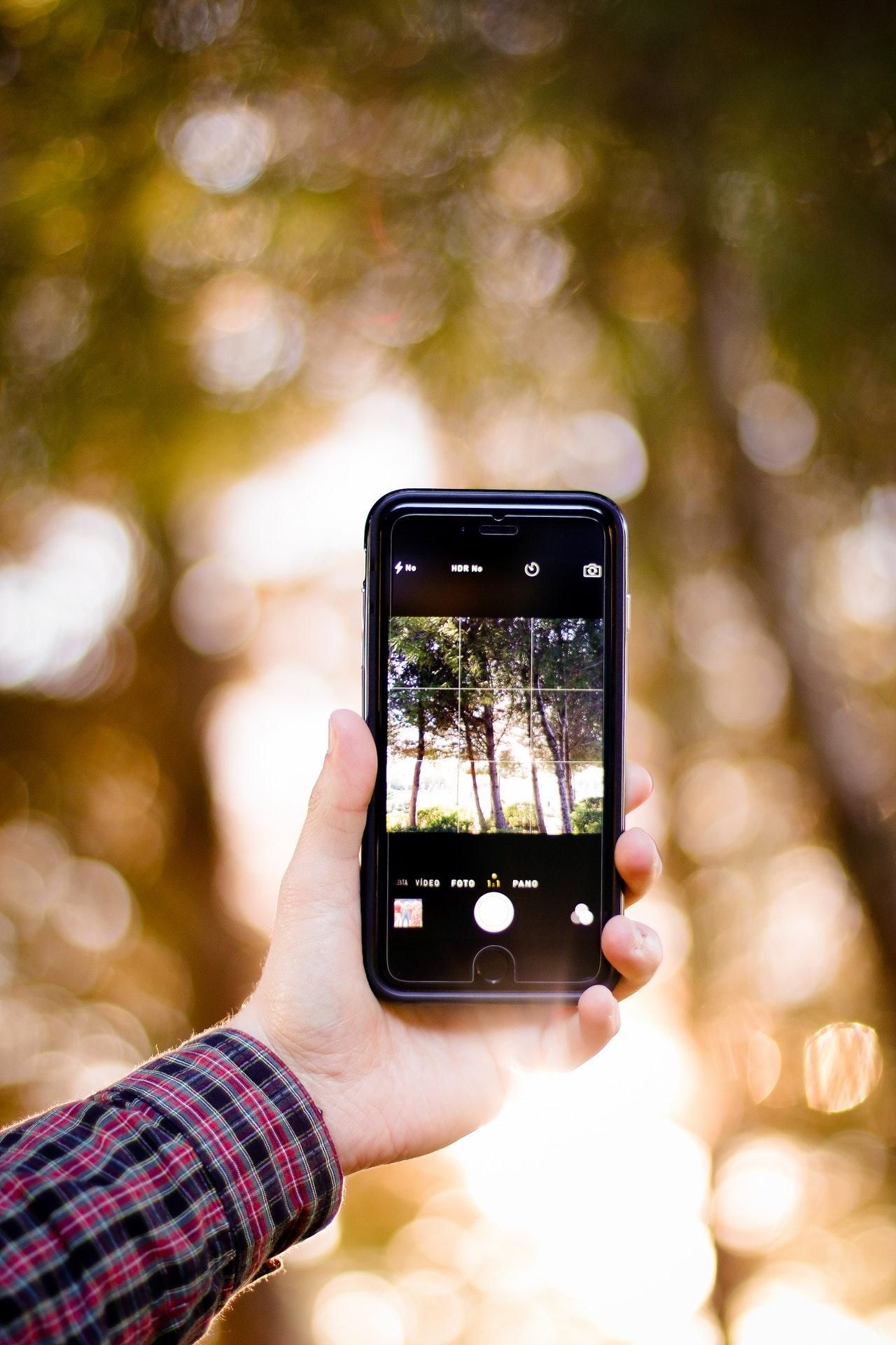 fotografie met je smartphone GRID 2