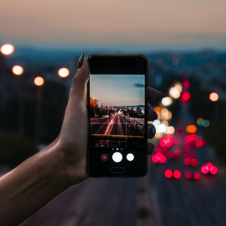 fotografie met je smartphone GRID