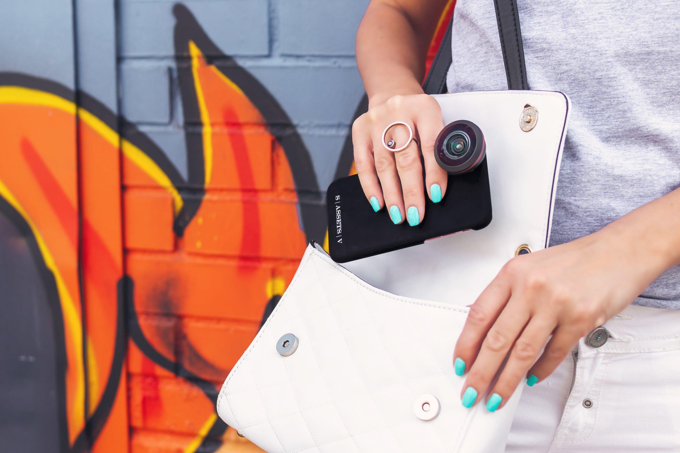 smartphone additional lens