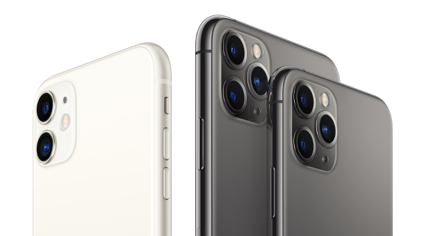 iPhone 11 (Pro) (Max)