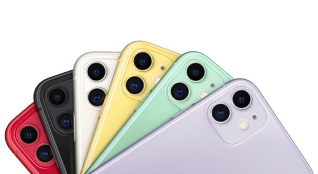 iphone 11 colourway