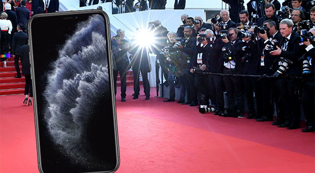 redcarpet - iPhone 11 pro - paparazzi