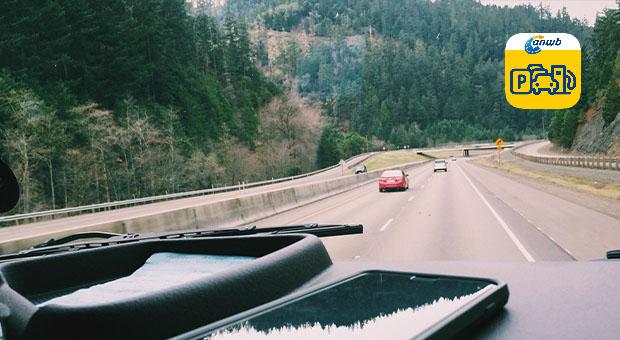 roadtrip mountains anwb app geld besparen met je smartphone
